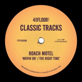 Roach Motel - Movin' On [4 To The Floor Records]