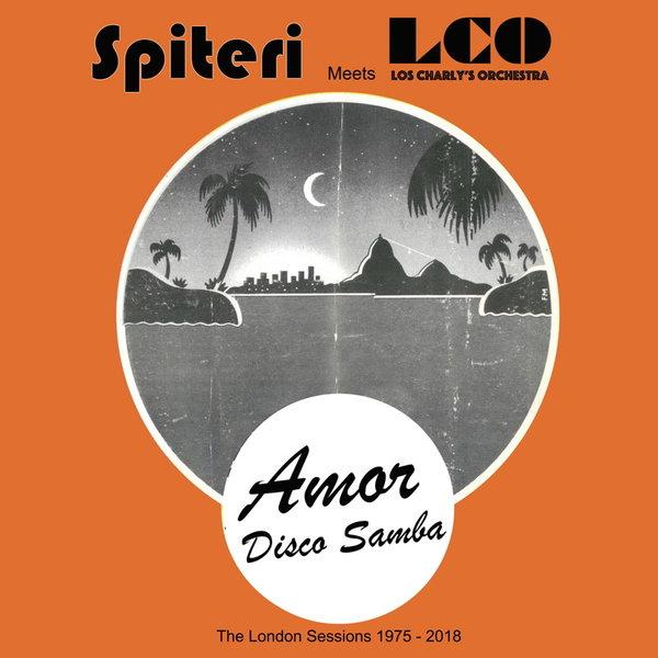 Spiteri, Los Charly's Orchestra - Amor - Disco Samba [Imagenes]