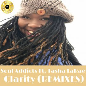 Tasha LaRae, DjPope, Sean Ali & Munk Julious - Clarity (Remixes) [POJI Records]
