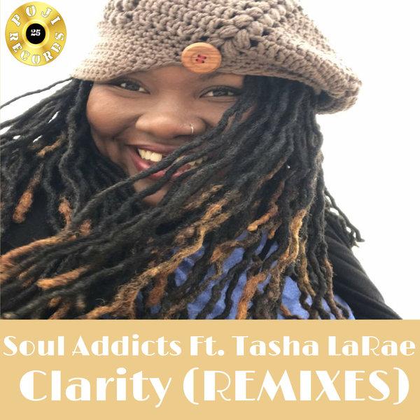 Tasha LaRae, DjPope, Sean Ali & Munk Julious - Clarity (Remixes) [POJI Records]