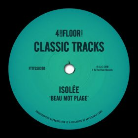 Isolée - Beau Mot Plage [4 To The Floor Records]