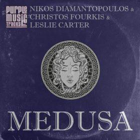 Nikos Diamantopoulos, Christos Fourkis - Medusa [Purple Tracks]
