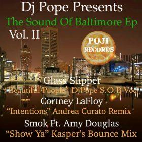 Various - DjPope Sound Of Baltimore Vol. 2 [POJI Records]