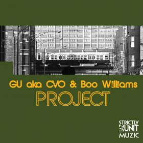 GU aka CVO & Boo WIlliams - Project [Strictly Jaz Unit Muzic]
