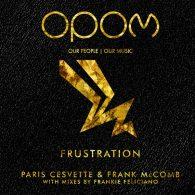 Paris Cesvette, Frank McComb - Frustration [Our People - Our Music]