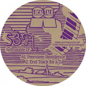 S3A - Sydmalaïde EP [Local Talk]