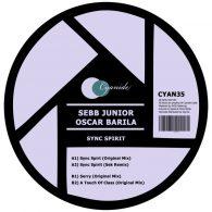 Sebb Junior & Oscar Barila - Sync Spirit [Cyanide]