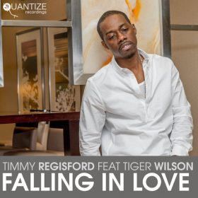 Timmy Regisford, Tiger Wilson - Falling In Love [Quantize Recordings]