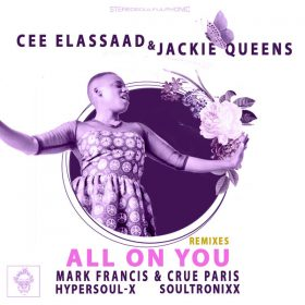 Cee ElAssaad, Jackie Queens - All On You [Merecumbe Recordings]