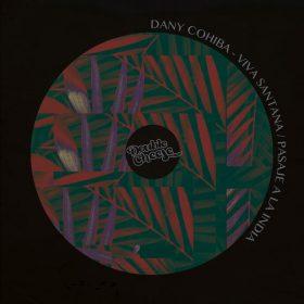 Dany Cohiba - Viva Santana - Pasaje A La India [Double Cheese Records]