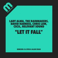 Lady Alma - Let If Fall (2012 Remixes Remastered) [Moulton Music]
