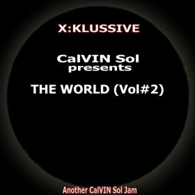 CalvinSOL - The World Vol.2 [Cyberjamz]