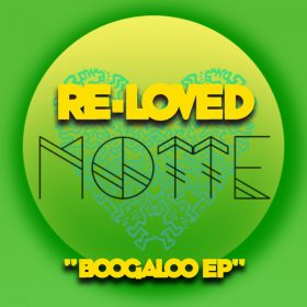 Motte - Boogaloo EP [Re-Loved]