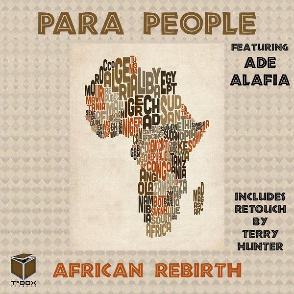 Para People, Ade Alafia - African Rebirth [T's Box]