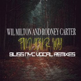 Wil Milton & Rodney Carter - Find Your Way (Bliss NYC Vocal Remixes) [Blak Ink Music Group]