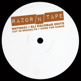 Eli Escobar - Eli Escobar Edits [Razor-N-Tape]