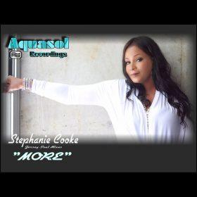 Stephanie Cooke, Real Deep (UK) - More (Jersey Soul Mixes) [Aqua Sol]