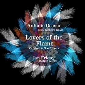 Antonio Ocasio - Lovers Of The Flame [Tribal Winds]