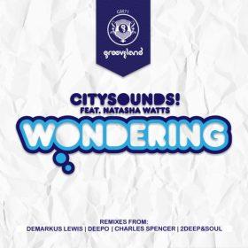 CitySounds!, Natasha Watts - Wondering [Grooveland Music]
