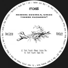 Manuel Costela, Sauco - Three Flowers [Moiss Music]