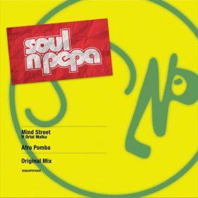 Mind Street, Ortal Malka - Afro Pomba [Soul N Pepa]