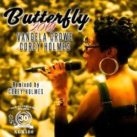 Vangela Crowe & Corey Holmes - Butterfly 2019 Remixes [New Generation Records]