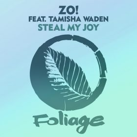 Zo!, Tamisha Waden - Steal My Joy [Foliage Records]