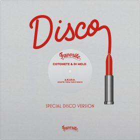 Cotonete & Di Melo - A.E.I.O.U. (Dimitri From Paris Remix) [Favorite Recordings]