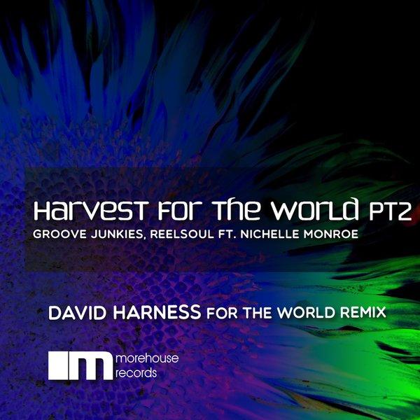 Groove Junkies, Reelsoul - Harvest For The World Pt. 2 [MoreHouse]