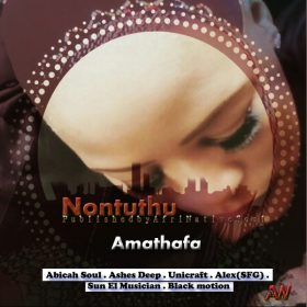 Nontuthu - Amathafa [Afrinative Soul]
