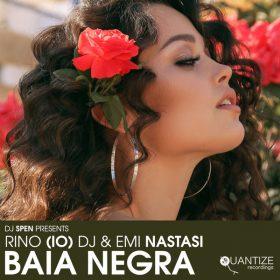 Rino(IO)DJ, Emi Nastasi - Baia Negra [Quantize Recordings]