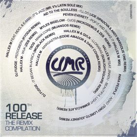 Hallex M - 100th Release, The Remix Compilation [United Music Records]