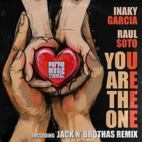Inaky Garcia, Raul Soto - You Are The One [Purple Tracks]