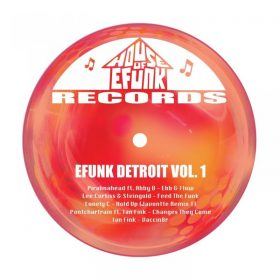 Various - Detroit [House of EFUNK Records]