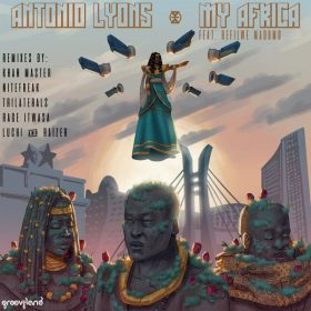 Antonio Lyons, Refilwe Mandumo - My Africa [Grooveland Music]