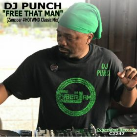 Dj Punch - Free That Man (The #HOTWMD Remixes) [Cyberjamz]