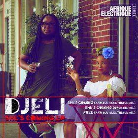 Djeli - She's Coming EP [Afrique Electrique]