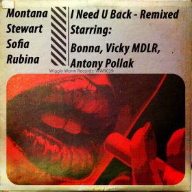 Jonny Montana, Craig Stewart feat. Sofia Rubina - I Need U Back (Remixes 2019) [Wiggly Worm Records]