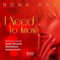 Rona Ray - I Need To Know [Vibe Boutique Records]