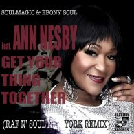 Soulmagic & Ebony Soul - Get Your Thing Together (Remix) [Bassline Records]