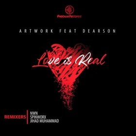 Artwork, Dearson - Love Is Real (Remixes) [Pasqua Records]