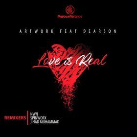 Artwork, Dearson - Love Is Real (Remixes) [Pasqua Records]