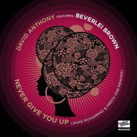 Dave Anthony, Beverlei Brown - Never Give You Up [Makin Moves]