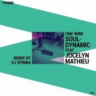 Souldynamic feat. Jocelyn Mathieu - Fine Wine (DJ Spinna Remixes) [Tribe]