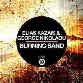 Elias Kazais, George Nikolaou - Burning Sand [Sunclock]