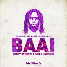 Emmanuel Jal & Abdul Gadir Salim - Baai (Riot Stereo & SURAJ Remix) [MoBlack Records]