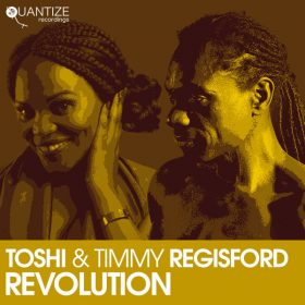 Toshi, Timmy Regisford - Revolution [Quantize Recordings]