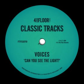 Voices, Ceybil Jeffries - Can You See The Light [4 To The Floor Records]