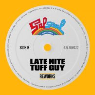Instant Funk - I Got My Mind Made Up (Late Nite Tuff Guy Reworks) [Salsoul Records]