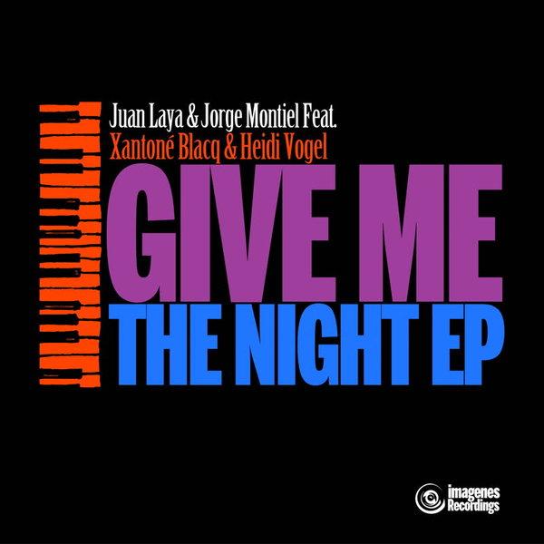 Juan Laya, Jorge Montiel & LCO - Give Me the Night [Imagenes]